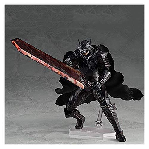 LIQIN Anime acción Figura Berserk Guts Figuras de PVC Modelo Estatua Toys Decoración de Escritorio...