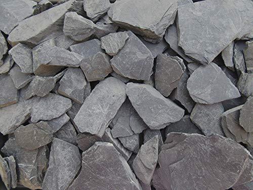 Schieferbruch 1kg Schieferplatten ca. 30 mm.-80 mm