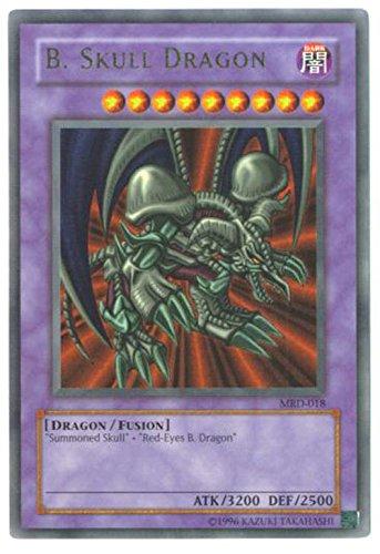 Yu-Gi-Oh! - B. Skull Dragon (MRD-018) - Metal Raiders - Unlimited Edition - Ultra Rare