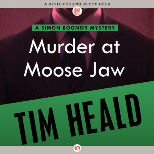 Murder at Moose Jaw cover art