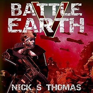 Battle Earth V audiobook cover art