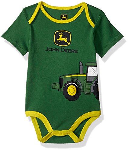John Deere Baby Boys' Bodysuit