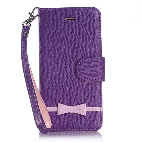 【JABITブランド】 リボン シンプルで引っ掛かりがない可愛いケース おしゃれ 手帳型 カード収納 スタンド機能付け レザー 革 ケース レーディス、女性用 携帯電話ケース 携帯カバー アイホンケース 上品でおしゃれiPhone6Plus/6sPlus(