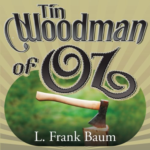 Tin Woodman of Oz cover art