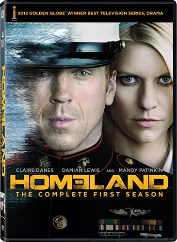 Homeland: The Complete First Season (2011)