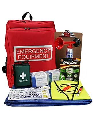 EVAQ8 Classroom Emergency Evacuation Grab Bag from EVAQ8