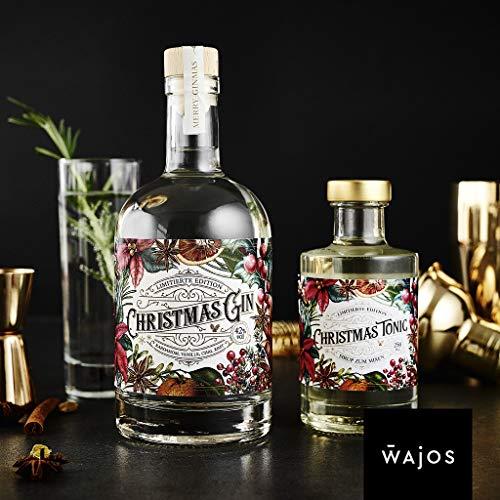 Christmas Gin & Tonic Sirup Set I Wajos Gin 0,5l + Tonic Sirup 0,2l