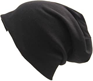 Century Star Unisex Baggy Lightweight Hip-Hop Soft Cotton Slouchy Stretch Beanie Hat