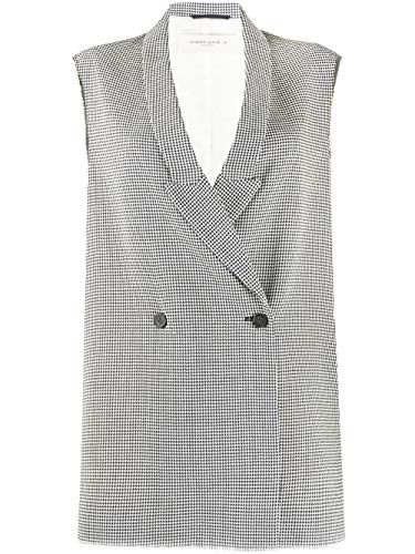 Luxury Fashion | Golden Goose Dames G36WP065A2 Grijs Wol Gilets | Lente-zomer 20