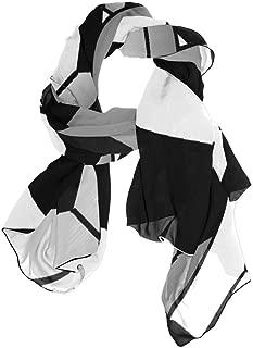 Scarf PASTEL BUTTERFLIES Ladies Thin Shawl Wrap Girls Chiffon Scarves