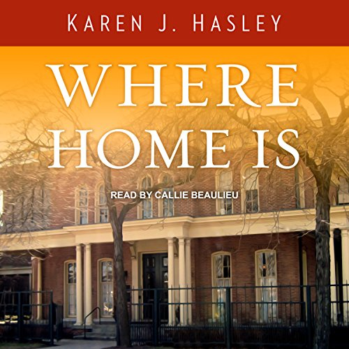 Where Home Is audiobook cover art