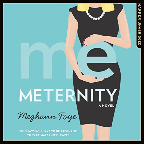 Meternity audiobook cover art