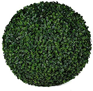 Jadomi Outdoor Hammerhead Artificial Boxwood Topiary Ball (2, 7