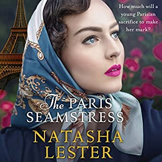 The Paris Seamstress cover art