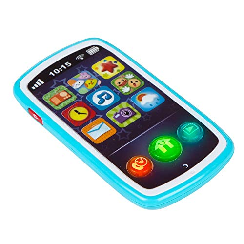 winfun - Telefono movil musical para bebes (44523) , color/modelo surtido