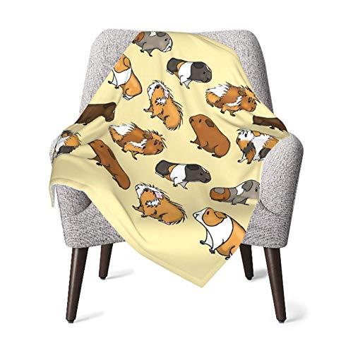XCNGG Mantas para bebés edredones para bebésGymnast Orange Baby Blanket Super Soft Printed Blanket Receiving Blanket for Boys Girls, Stroller, Crib, Newborns, Receiving