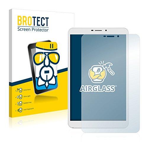 BROTECT Panzerglas Schutzfolie kompatibel mit Kiano SlimTab 8 3G - AirGlass, extrem Kratzfest, Anti-Fingerprint, Ultra-transparent
