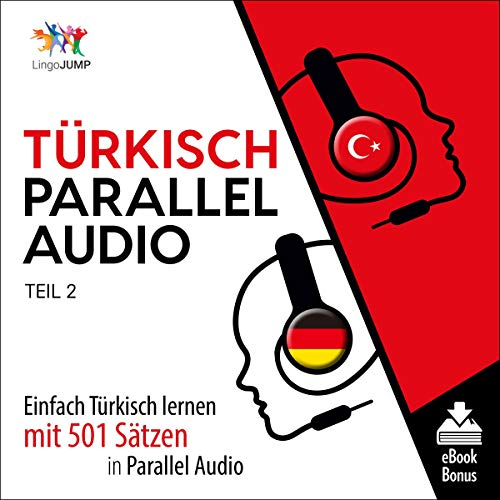 Türkisch Parallel Audio, Teil 2 Titelbild
