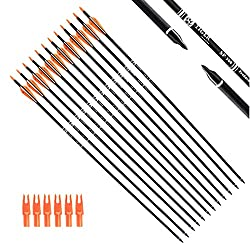 Tiger Archery Carbon Hunting Arrows