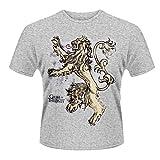Game Of Thrones: Lion (T-Shirt Unisex Tg. L) [Italia]