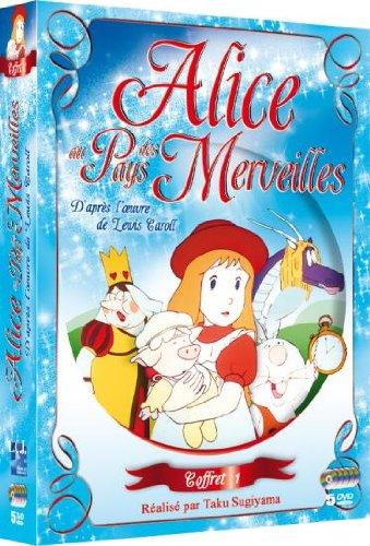 Alice aux Pays des Merveilles-Coffret Vol.1