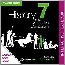 australian curriculum history textbooks