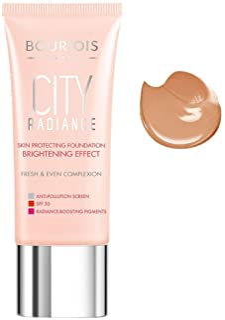 Bourjois City Radiance Foundation, 06 Light tan, 30ml