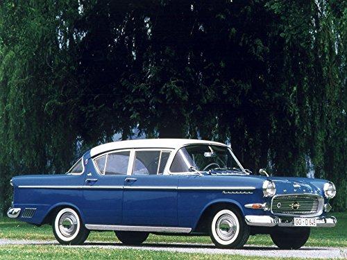 Rückspiegel - Opels Geschichte