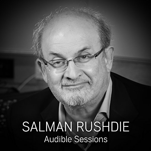 Salman Rushdie cover art