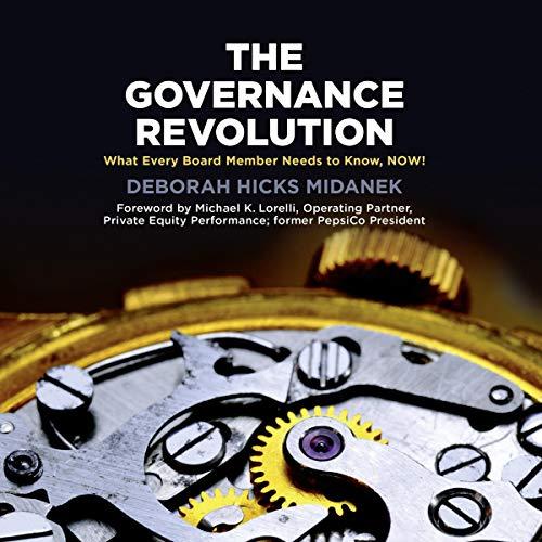 The Governance Revolution cover art
