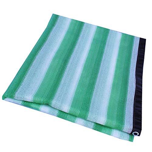 SZ JIAOJIAO schaduw doek UV-bestendig zonwering luifel 95% schaduw voor tuin bloem plant kas (grootte: 2X3M)