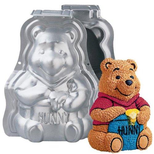 Wilton Winnie the Pooh Stand up Cake Pan Set