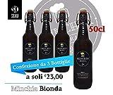 Birra Minchia Bionda ( 3 bottle kit )