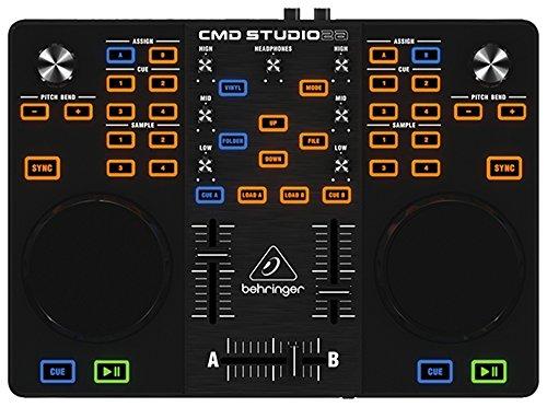 Behringer CMD Studio 2A - Controlador DJ