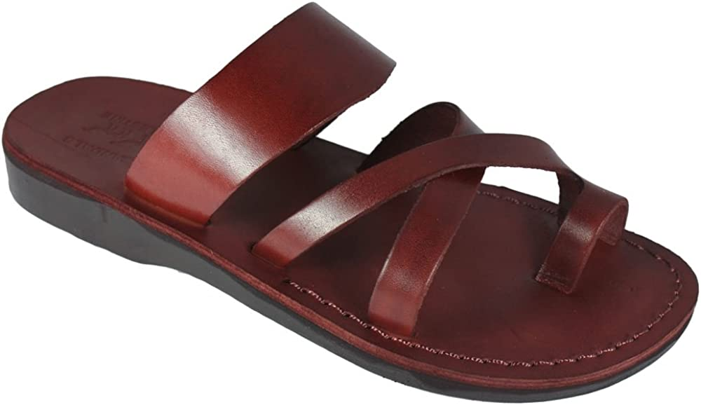 shopping Women's Biblical shopping Style 08 Leather Sandals