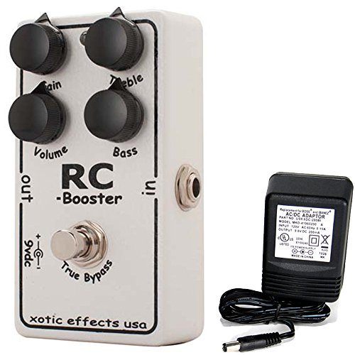 Xotic RC Booster Guitar...