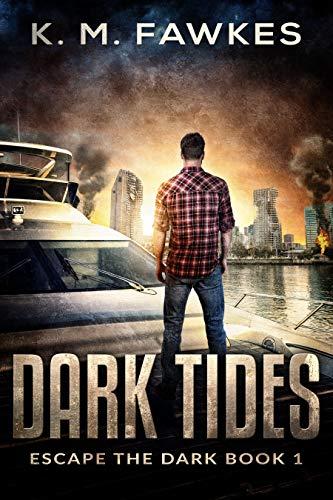 Dark Tides by K. M. Fawkes ebook deal