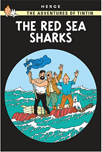 The Adventures of Tintin, Tome 19 : The Red Sea Sharks