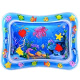 MAGIFIRE Tummy Time Baby Water Mat,Water Play Mat for 3 6 9 Months Baby Infant Toy Newborn Boy Girl