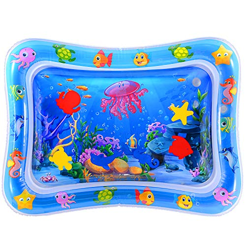 Eletorot Baby Water Play Mat for Babies /& Newborns /& Infants /& Toddlers Fun time Play Activity Center Your Babys Stimulation Growth Inflatable Tummy Time
