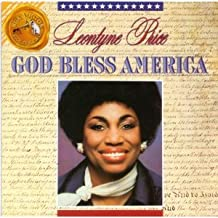 leontyne price god bless america