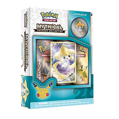 Pokemon Jirachi Mythical Collection