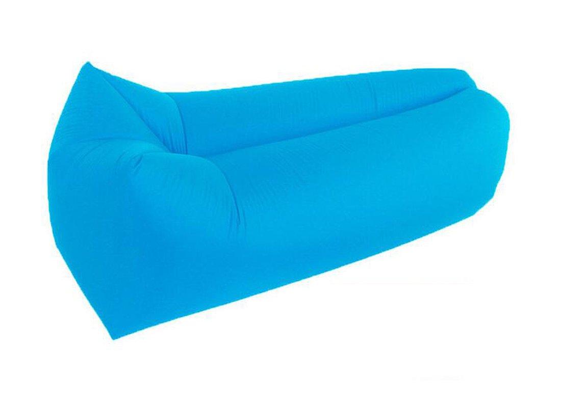 Tumbona saco de dormir, resistente al agua playa tumbona hinchable ...