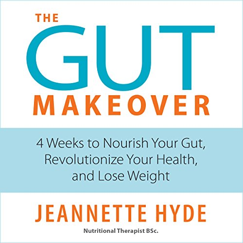 The Gut Makeover cover art