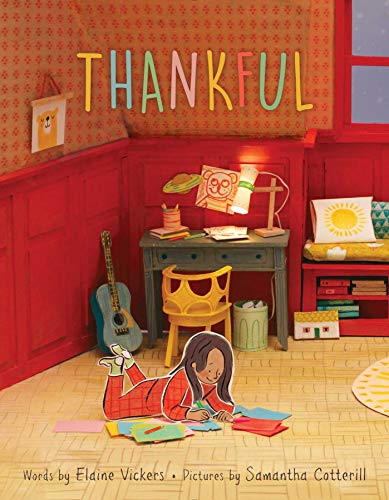 Thankful (English Edition)