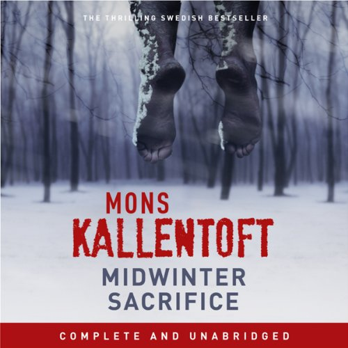 Midwinter Sacrifice audiobook cover art