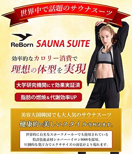 Reborn『サウナスーツ』