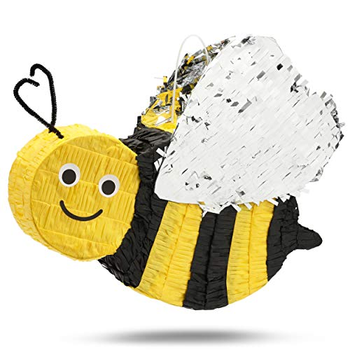 Bumble Bee Pinata for Gender Reveal