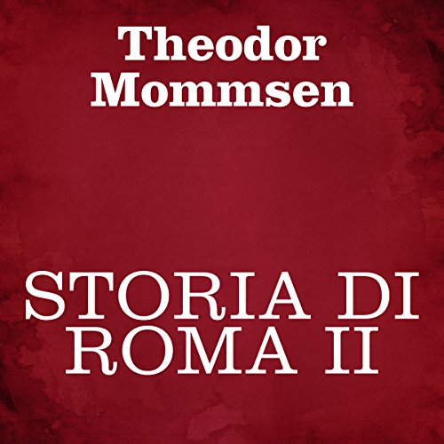 Storia di Roma 2 audiobook cover art