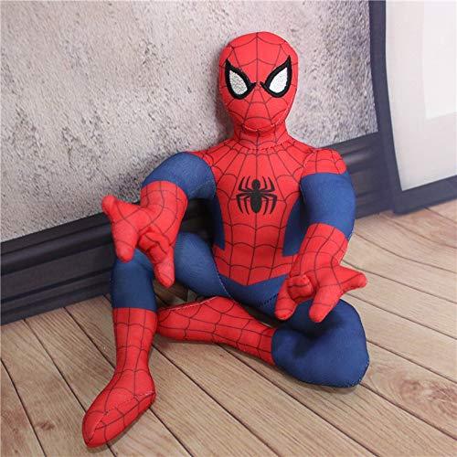 tianluo Juguete de Peluche The Avengers Spider Man Peluches